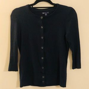 Cardigan button up sweater